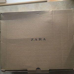 Zara Black Oxfords